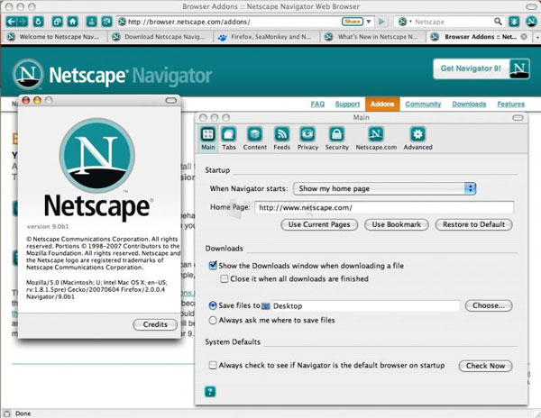 netscape y la web 2.0
