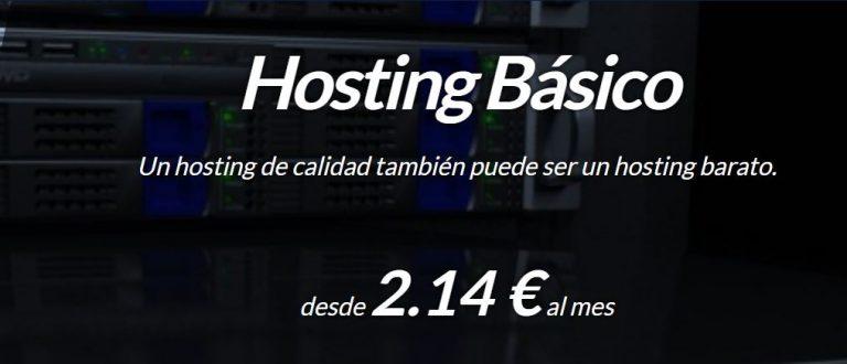 hosting básico